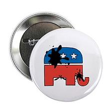 "Republican Mudslinging 2.25"" Button"