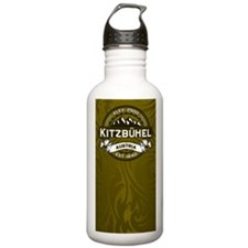 Kitzbühel Olive Water Bottle