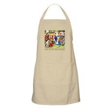 Off With Her Head! Apron