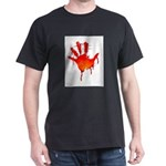 hand_white_bg.png Dark T-Shirt