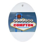compton.png Ornament (Oval)