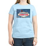 compton.png Women's Light T-Shirt