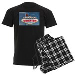 compton.png Men's Dark Pajamas