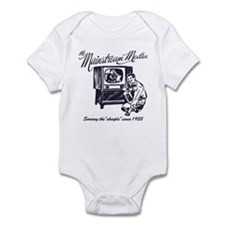 The Mainstream Media Infant Bodysuit