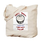 Bass Drum Tote Bag