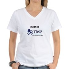 Proud Member Shirts Women's V-Neck T-Shirt