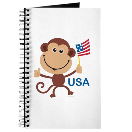 USA Monkey: Journal