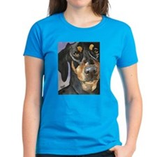 Unique Doberman pinscher Tee