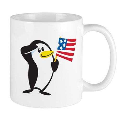 Proud Penguin: Mug