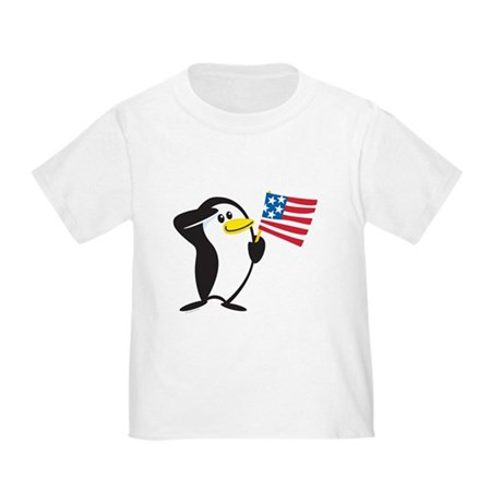 Proud Penguin: Toddler T-Shirt