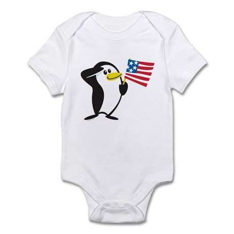 Proud Penguin: Infant Creeper