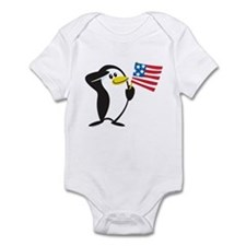 Proud Penguin: Infant Creeper