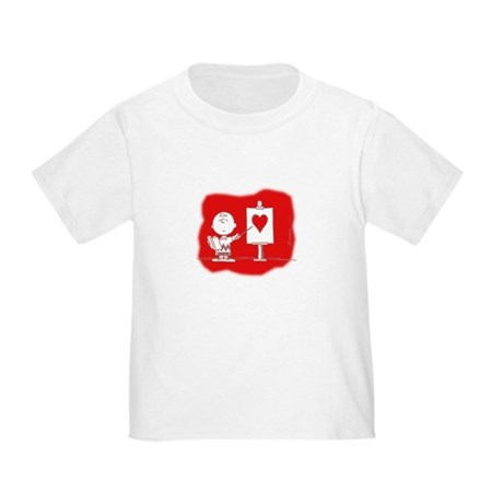 Lessons in Love Toddler T-Shirt