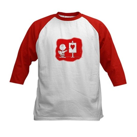 Lessons in Love Kids Baseball Jersey