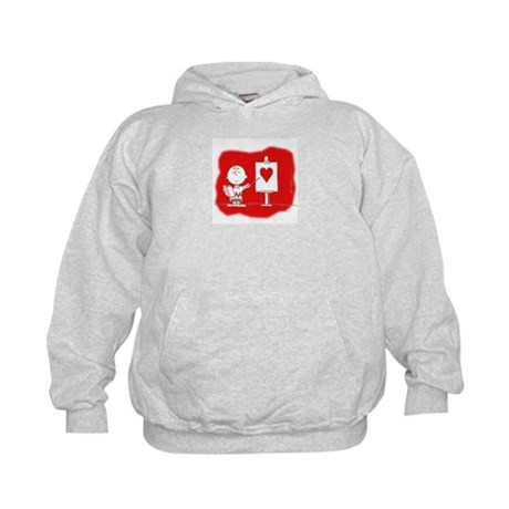 Lessons in Love Kids Hoodie