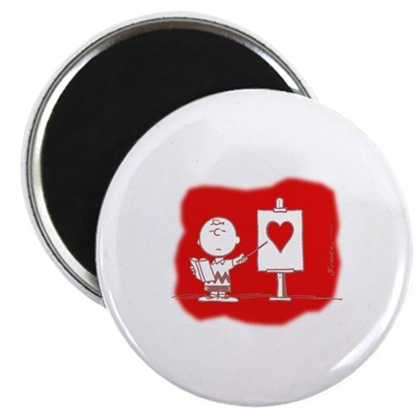 Lessons in Love Magnet