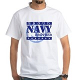 Proud Navy Brother Shirt