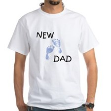 New Dad BLUE Shirt