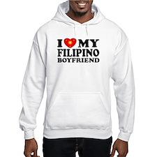 I Love my Filipino Boyfriend Hoodie