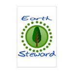Earth Steward 2 Mini Poster Print