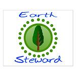 Earth Steward 2 Small Poster