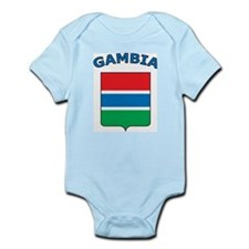 Gambia Infant Creeper
