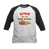 Irish Terrier Dog Gift Tee