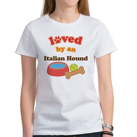 Italian Hound Dog Gift Women's T-Shirt