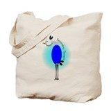 Respiratory Therapist Bird.PNG Tote Bag