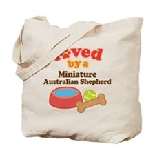 Miniature Australian Shepherd Dog Gift Tote Bag