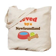 Newfoundland Dog Gift Tote Bag