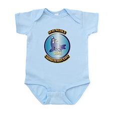 SSI - US Navy - Seal Team 2 Infant Bodysuit