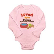 Parson Russell Terrier Dog Gift Long Sleeve Infant