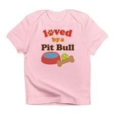 Pit Bull Dog Gift Infant T-Shirt