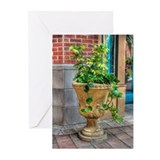 Ivy Urn Greeting Cards (Pk of 20)