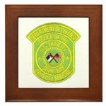 Subic Bay MP Framed Tile