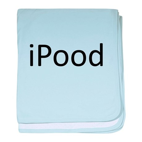 iPood.png baby blanket