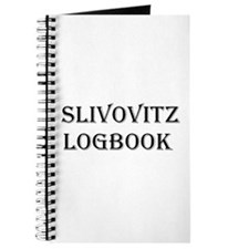 Official Slivovitz Judge's Logbook