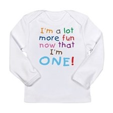 Cute Toddler Long Sleeve Infant T-Shirt