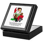 Night After Christmas Keepsake Box