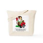 Night After Christmas Tote Bag
