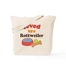 Rottweiler Dog Gift Tote Bag