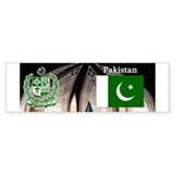 Pakistan.jpg Bumper Sticker