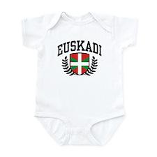 Euskadi Infant Bodysuit