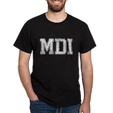 MDI, Vintage, T-Shirt