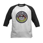 MP Kick Ass Kids Baseball Jersey