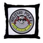 MP Kick Ass Throw Pillow