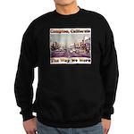 compton copy.jpg Sweatshirt (dark)