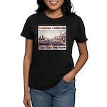 compton copy.jpg Women's Dark T-Shirt