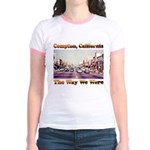 compton copy.jpg Jr. Ringer T-Shirt